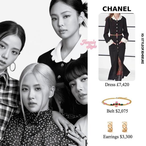 """Lấn át cả Jennie, Tống Thiến về độ """"bạo chi"""" Quan Hiểu Đồng chẳng ngại diện hẳn áo Chanel 200 triệu ra sân bay - Ảnh 6."""