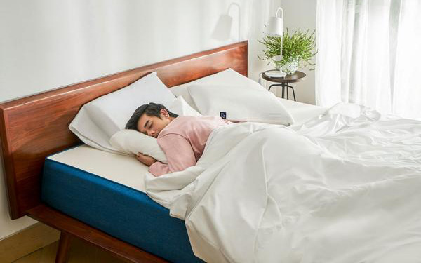 """Có 1 loại đệm mệnh danh """"đệm mang chất liệu của tương lai"""" có khả năng đem lại giấc ngủ trọn vẹn cho người dùng, bạn đã biết chưa?"""