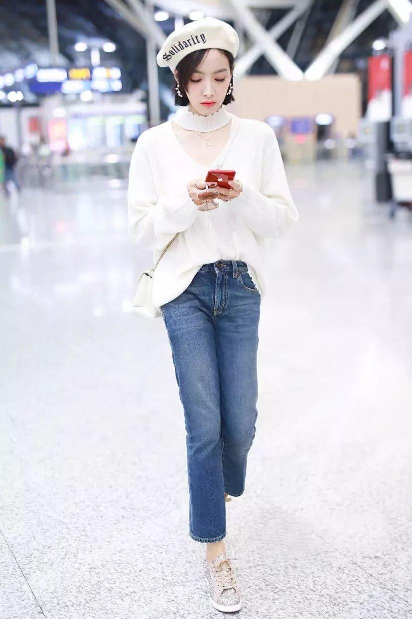 Style trẻ trung của Tống Thiến - Ảnh 9.