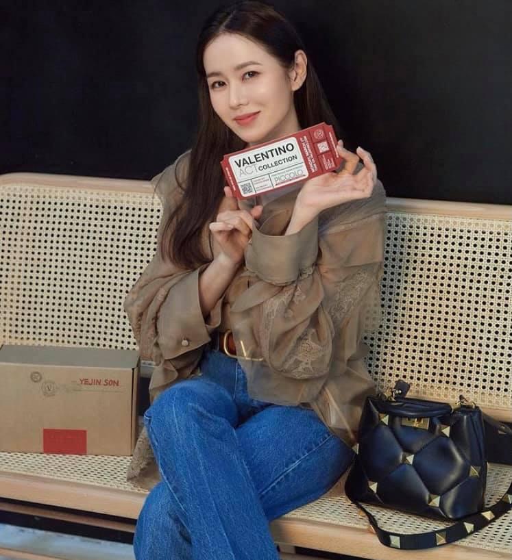 Son Ye Jin - Ảnh 2.