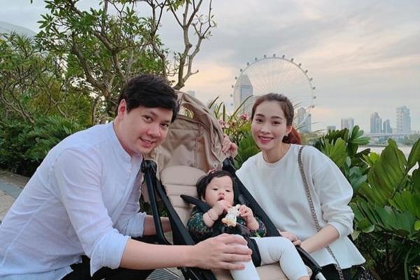 Ông xã doanh nhân tiết lộ khoảnh khắc đẹp của Đặng Thu Thảo bên hai con - Ảnh 3.