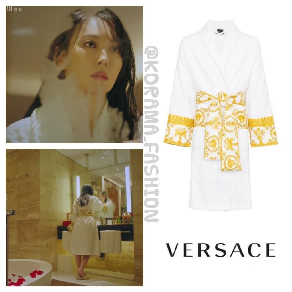 Bóc giá đồ ngủ của ác nữ Cheon Seo Jin (Penthouse 2): Toàn hàng hiệu sang xịn, có bộ lên tới 44 triệu đồng - Ảnh 5.