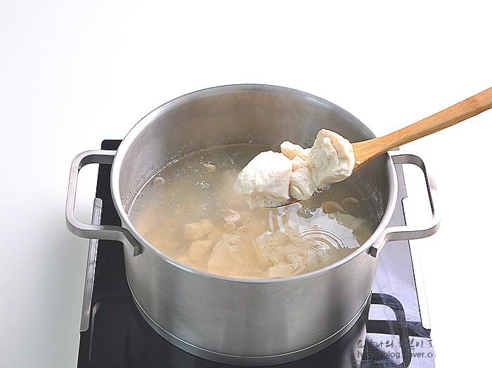 Món súp này ăn khuya hay ăn sáng đều cực đỉnh, nhẹ bụng lại giúp da dẻ căng mịn đẹp xinh - Ảnh 6.