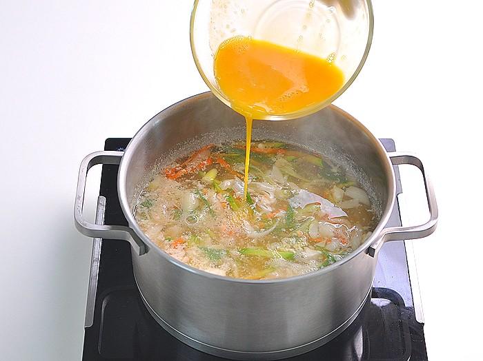 Món súp này ăn khuya hay ăn sáng đều cực đỉnh, nhẹ bụng lại giúp da dẻ căng mịn đẹp xinh - Ảnh 8.