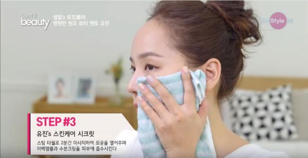 """Từng """"đánh bại"""" cả Yoona và Suzy với gương mặt đẹp nhất xứ Hàn, mỹ nhân Penthouse bật mí bước skin care tối giản khiến ai cũng bất ngờ - Ảnh 8."""