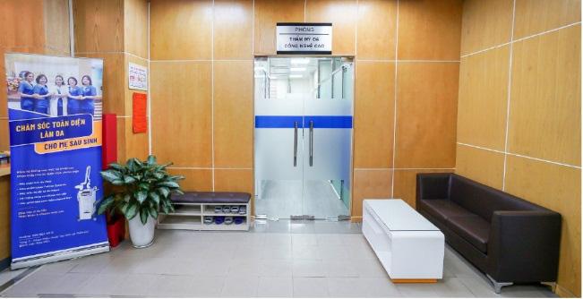 Khoa Phẫu thuật Tạo hình và Thẩm mỹ - Bệnh viện Bưu điện triển khai Phòng thẩm mỹ da công nghệ cao - Ảnh 1.