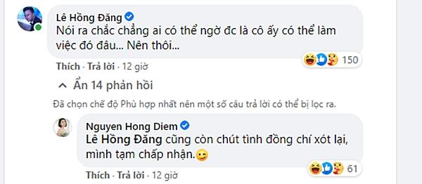 """Hồng Diễm bị Việt Anh, Mạnh Trường """"bóc phốt"""" cực căng, Hồng Đăng lại bất ngờ có hành động đầy """"tình nghĩa"""" - Ảnh 4."""