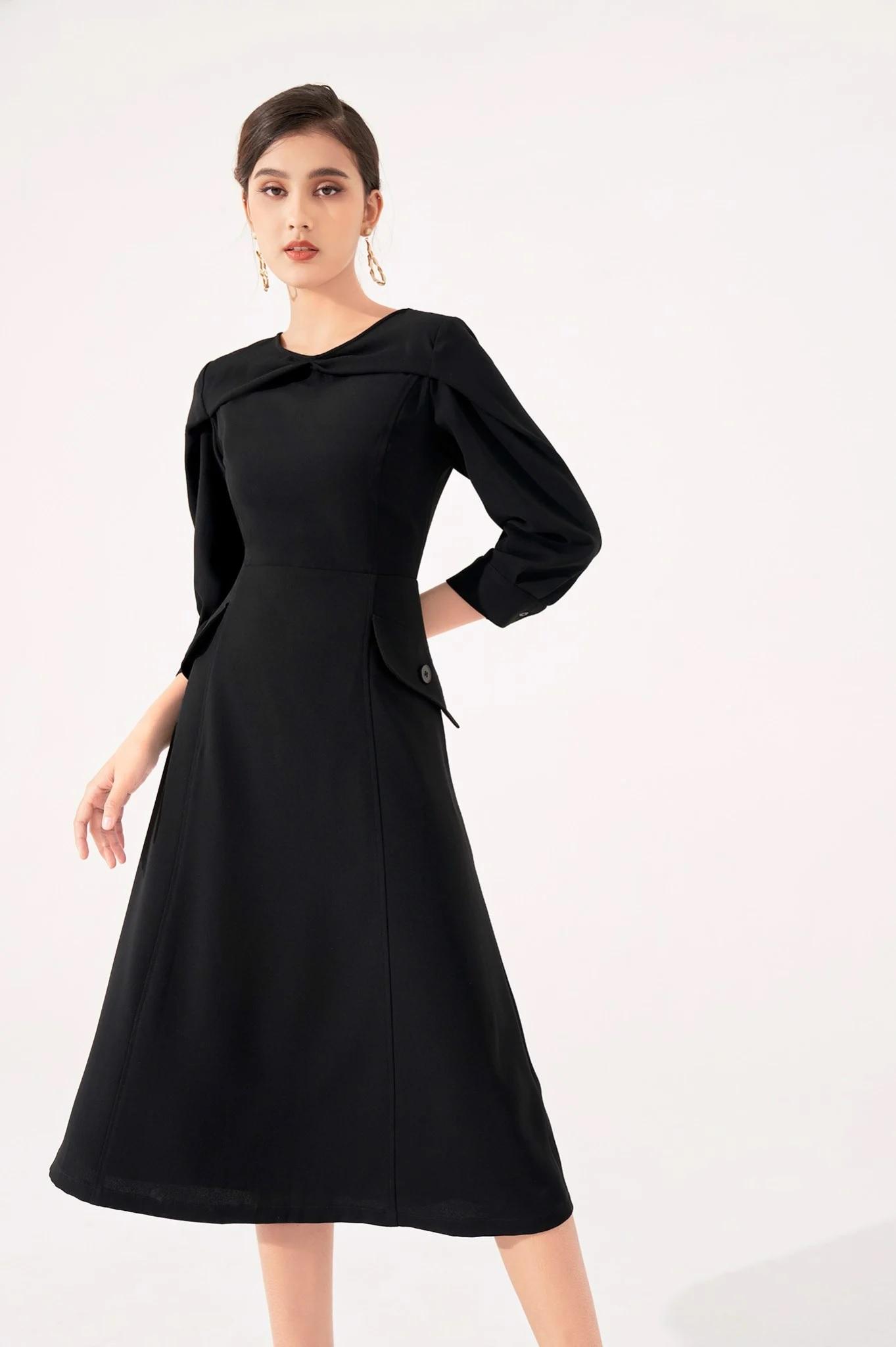 """Bóc giá chiếc váy bị chê """"dính phân chim"""" của Meghan Markle: Hàng hiệu giá 108 triệu, """"hack dáng"""" cực đỉnh cho bà bầu! - Ảnh 7."""