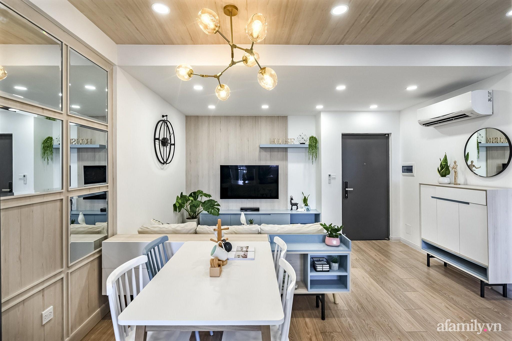 Căn hộ 65m² màu xanh yên bình của chàng trai quyết tâm mua nhà trước tuổi 30 ở Sài Gòn - Ảnh 7.