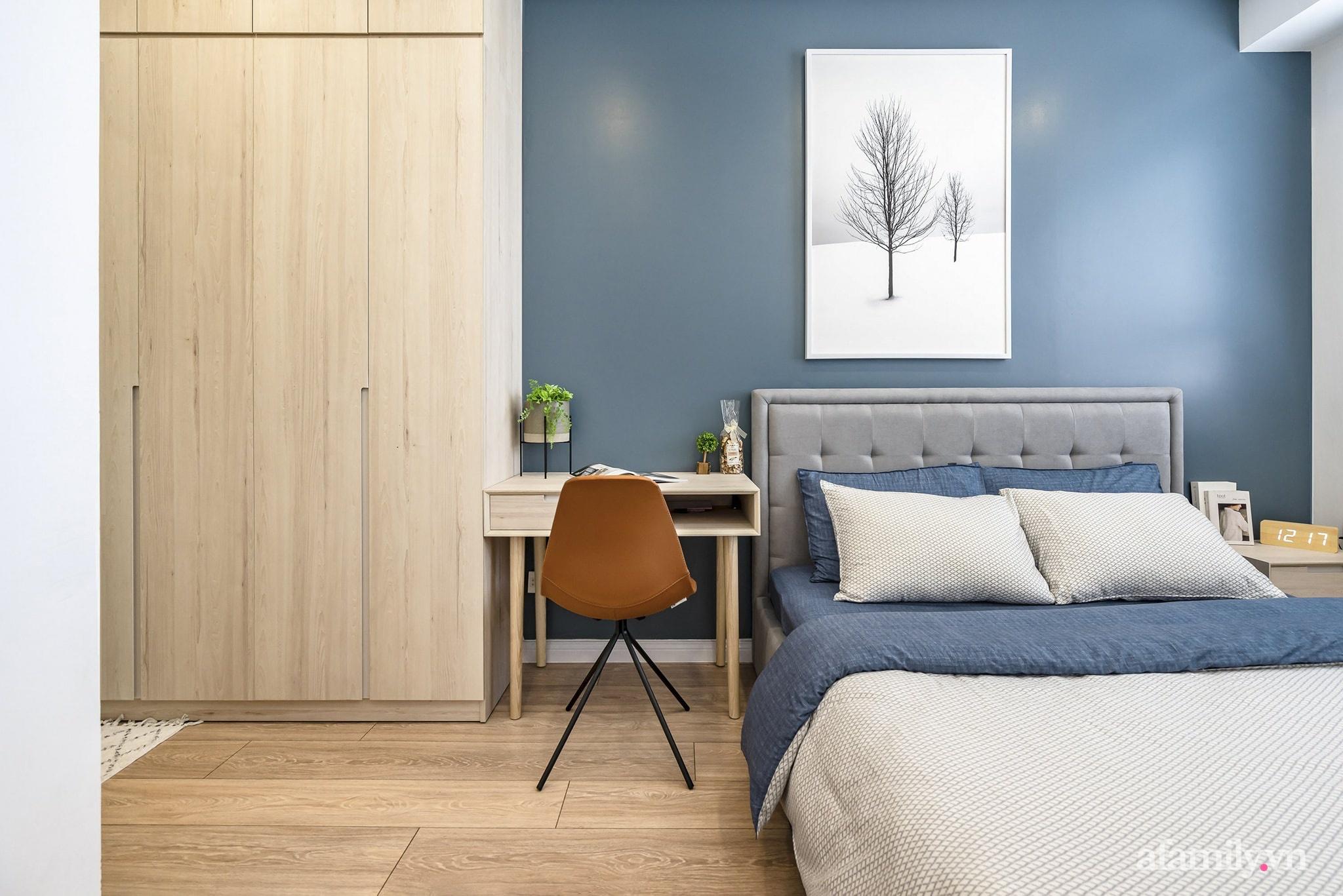 Căn hộ 65m² màu xanh yên bình của chàng trai quyết tâm mua nhà trước tuổi 30 ở Sài Gòn - Ảnh 15.