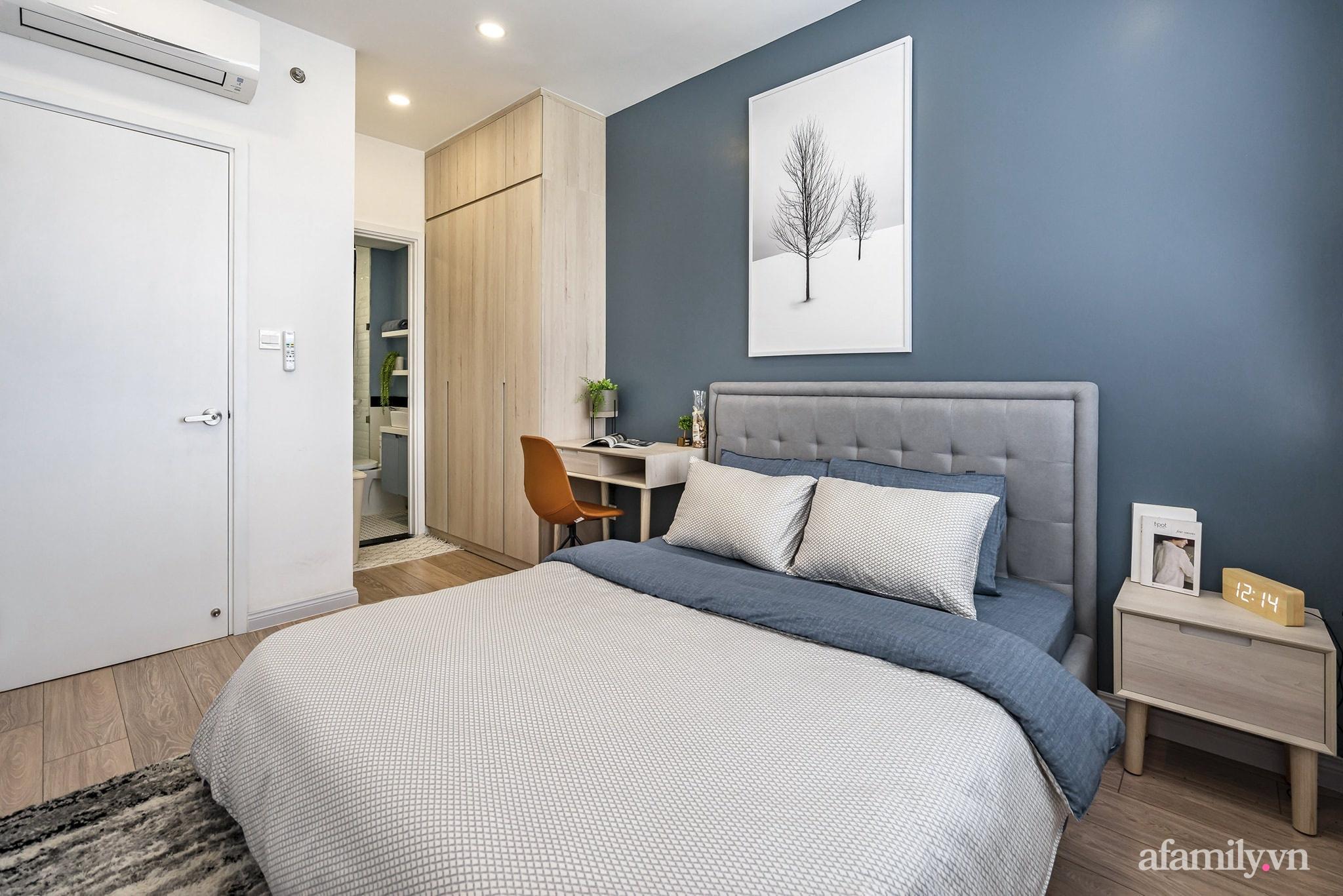 Căn hộ 65m² màu xanh yên bình của chàng trai quyết tâm mua nhà trước tuổi 30 ở Sài Gòn - Ảnh 16.