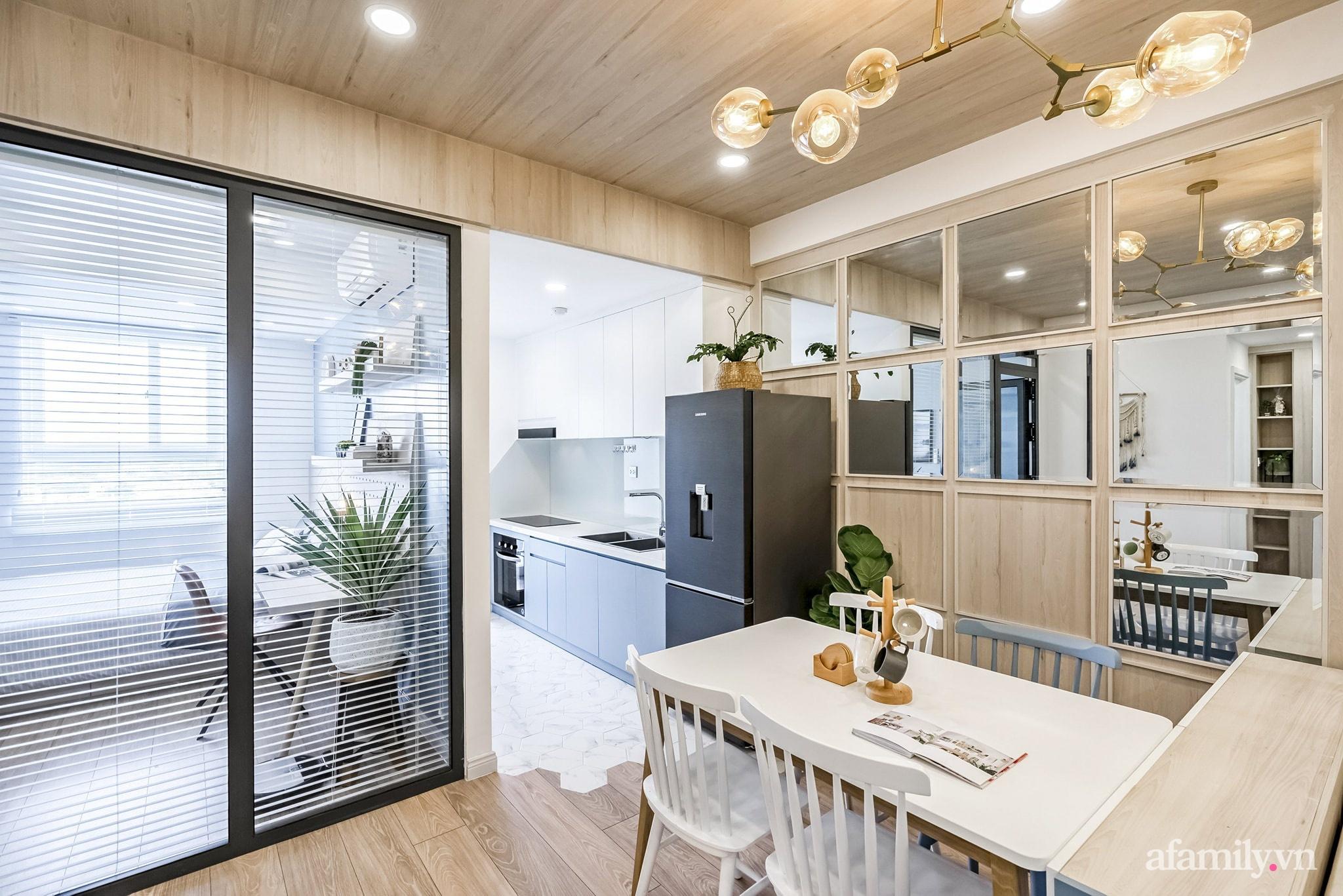 Căn hộ 65m² màu xanh yên bình của chàng trai quyết tâm mua nhà trước tuổi 30 ở Sài Gòn - Ảnh 14.