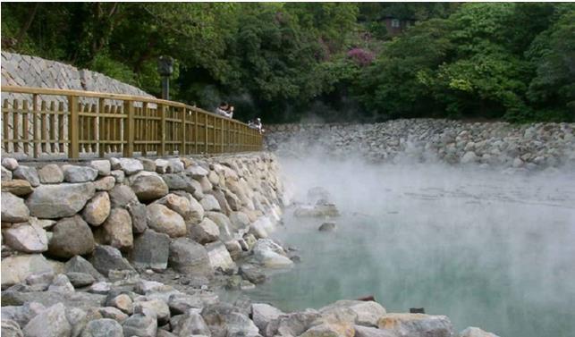 Xu thế sống khỏe và đẹp từ suối khoáng nóng thiên nhiên - Ảnh 2.