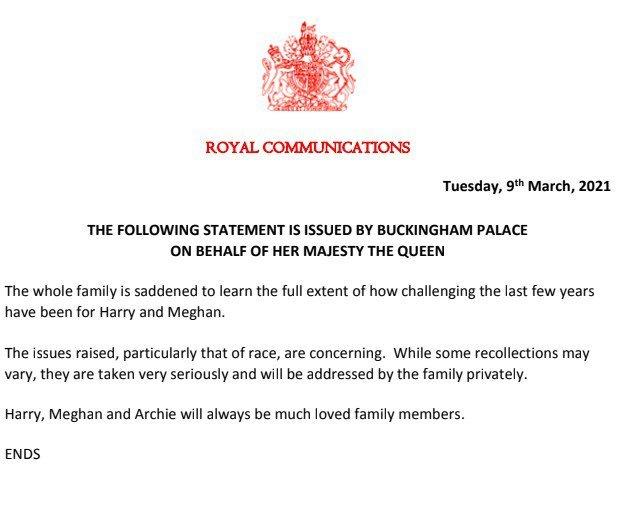 """3 bài học """"vàng"""" Nữ hoàng Anh tinh tế đưa ra để răn dạy nhà Meghan Markle sau cuộc phỏng vấn, càng ngẫm càng thấy đúng - Ảnh 2."""
