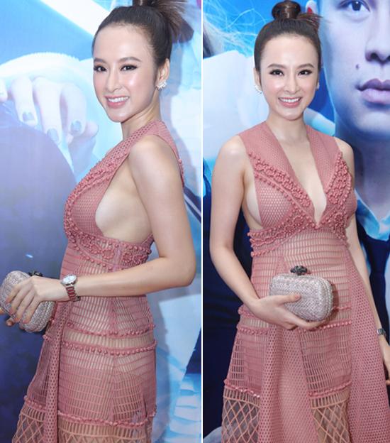 Hành trình phong cách của Angela Phương Trinh: Từ thảm hoạ khoe thân nhức mắt cho tới biểu tượng sexy xịt máu mũi - Ảnh 3.