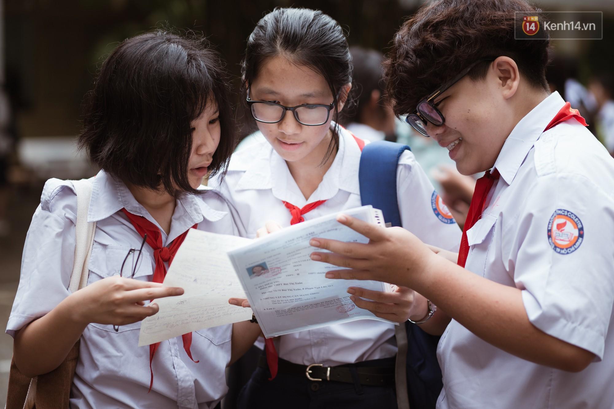 Cập nhật: Môn thi và lịch thi tuyển sinh vào lớp 10 của các tỉnh, thành năm học 2021-2022 - Ảnh 3.