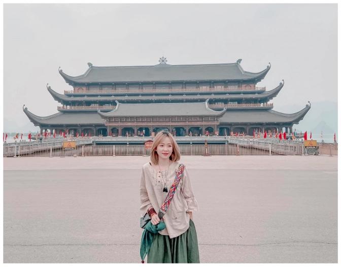 Kinh nghiệm đi chùa Tam Chúc vào ngày này, giờ này để không bị đông nghẹt người mà lại ngắm được cảnh đẹp - Ảnh 8.