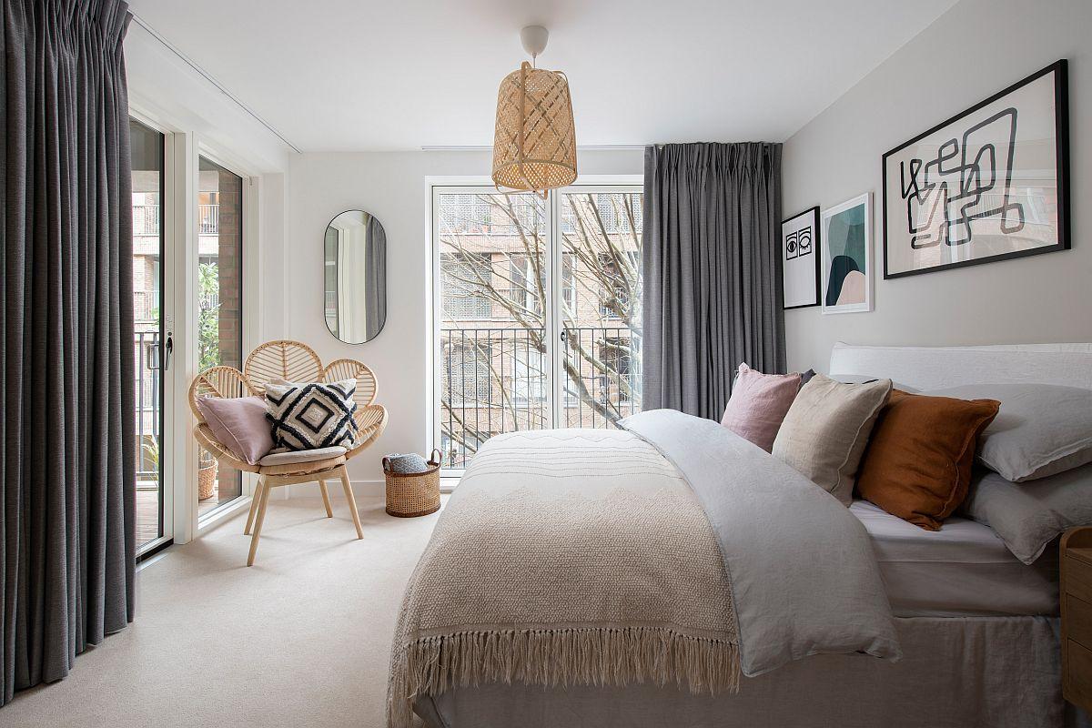 Xu hướng thiết kế phòng ngủ được ưa chuộng nhất trong những tháng đầu năm 2021 - Ảnh 11.