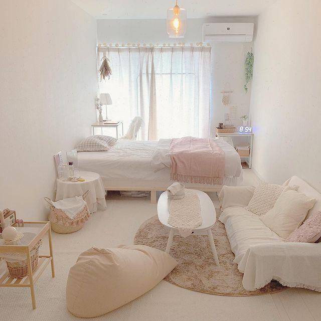 """Tự sắp xếp đồ đạc, cô gái nhỏ """"hô  biến"""" phòng trọ theo phong cách Bắc Âu tài tình chỉ với những món đồ nội thất giá rẻ - Ảnh 3."""