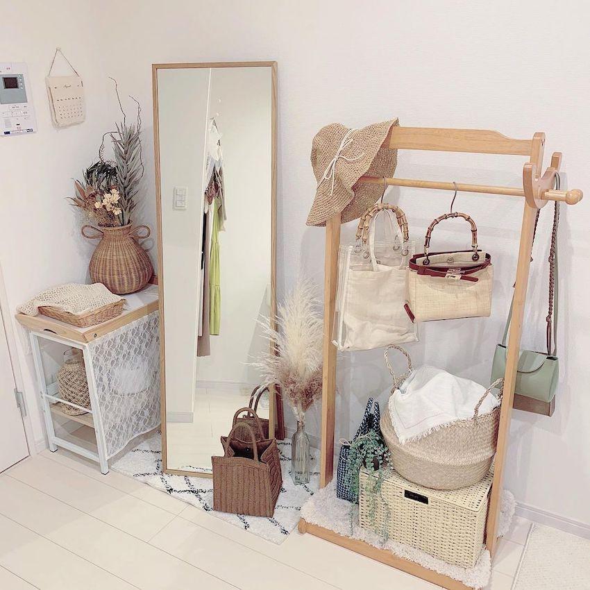 """Tự sắp xếp đồ đạc, cô gái nhỏ """"hô  biến"""" phòng trọ theo phong cách Bắc Âu tài tình chỉ với những món đồ nội thất giá rẻ - Ảnh 7."""