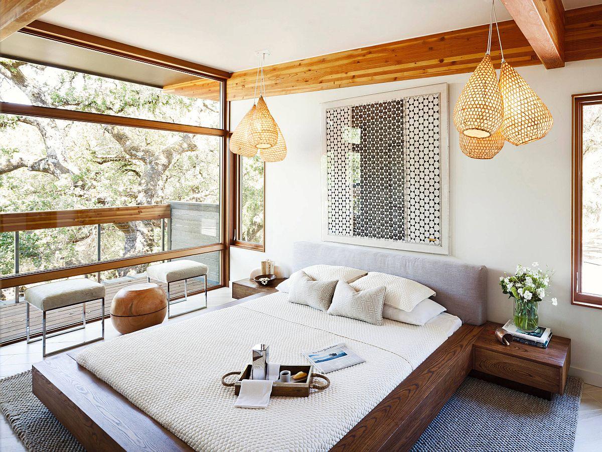 Xu hướng thiết kế phòng ngủ được ưa chuộng nhất trong những tháng đầu năm 2021 - Ảnh 8.