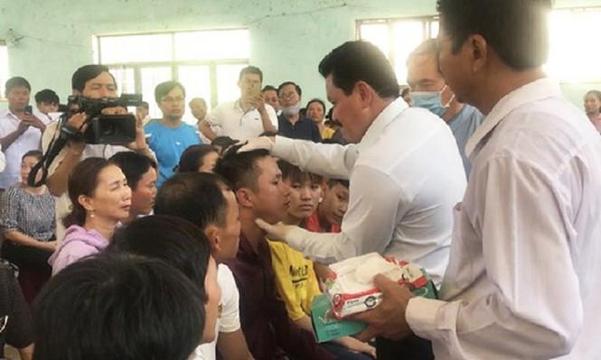 Sự thực 'Thần y' Võ Hoàng Yên ra tay chữa bệnh tại Quảng Ngãi - Ảnh 7.