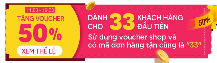 Vợt deal nhanh cho bạn chỉ tới 19/3, các thương hiệu lớn giảm tới 50%, deal sốc chỉ còn 3k và chuỗi quà tặng giá 0 đồng - Ảnh 5.