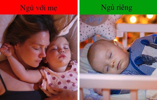 10 sai lầm mà cha mẹ mắc phải làm hỏng giấc ngủ của trẻ - Ảnh 9.