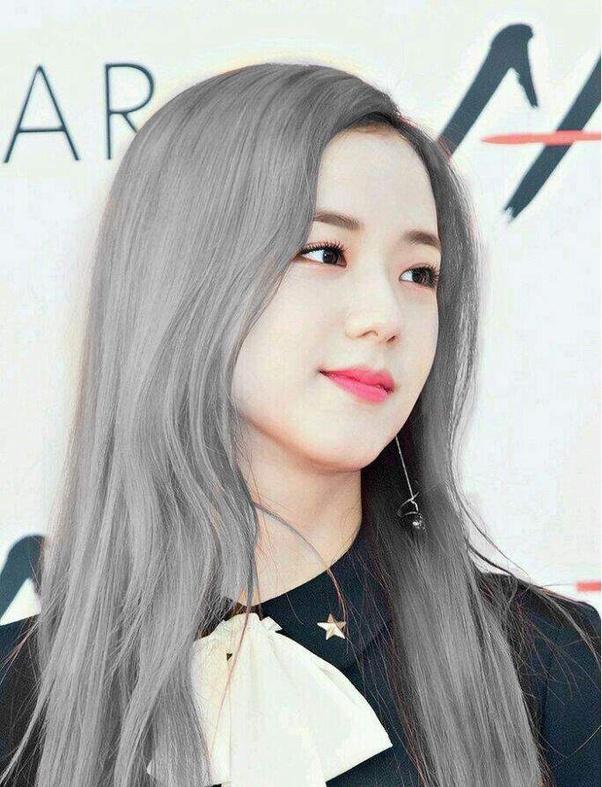 """Đẳng cấp của idol đẹp như Hoa hậu: Jisoo chứng minh khả năng """"cân"""" được mọi màu tóc, từ basic đến khó chiều - Ảnh 8."""