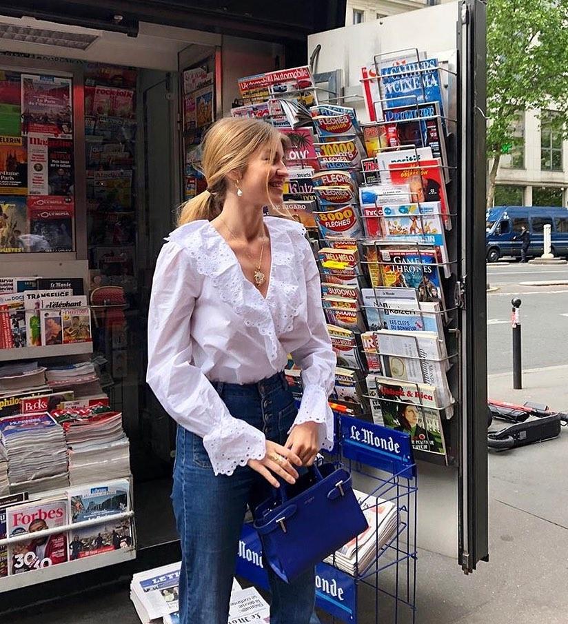 Gái Pháp diện quần jeans đơn giản lắm, cứ mix với 5 món sau thì outfit chỉ sành điệu và xịn mịn trở lên