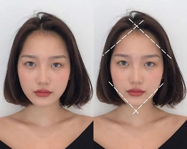 Nàng mặt tròn muốn cắt tóc ngắn thì phải chú ý đến điểm này - Ảnh 3.