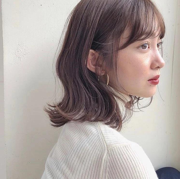 Nàng mặt tròn muốn cắt tóc ngắn thì phải chú ý đến điểm này - Ảnh 9.