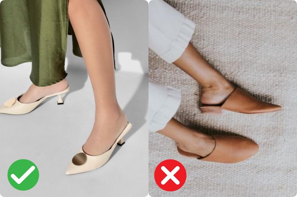 giày bệt cho nang chân ngắn - Ảnh 4.