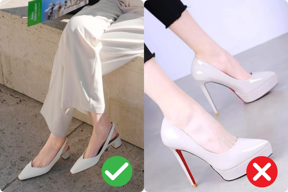 giày bệt cho nang chân ngắn - Ảnh 5.