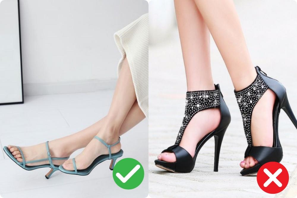 giày bệt cho nang chân ngắn - Ảnh 8.
