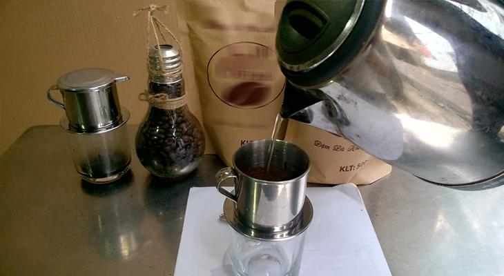 cà phê milo