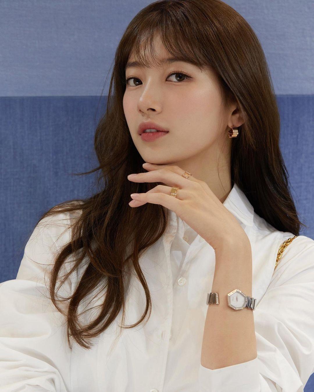 """Vượt mặt Jisoo, Suzy mới là sao Hàn được Dior ưu ái đến độ đặc biệt """"độc nhất vô nhị"""" như thế này - Ảnh 1."""