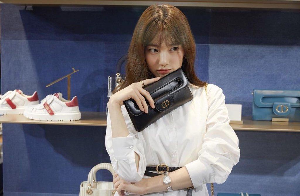 """Vượt mặt Jisoo, Suzy mới là sao Hàn được Dior ưu ái đến độ đặc biệt """"độc nhất vô nhị"""" như thế này - Ảnh 4."""