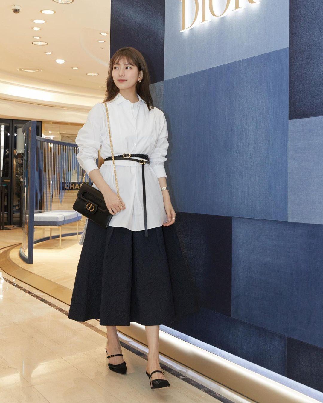 """Vượt mặt Jisoo, Suzy mới là sao Hàn được Dior ưu ái đến độ đặc biệt """"độc nhất vô nhị"""" như thế này - Ảnh 6."""