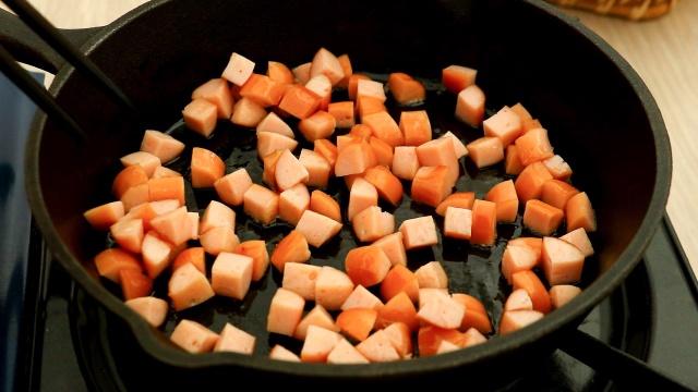 Buổi tối quyết tâm vào bếp làm món salad này, thành quả sẽ khiến chị em chỉ cần nhìn thôi cũng thấy no! - Ảnh 3.