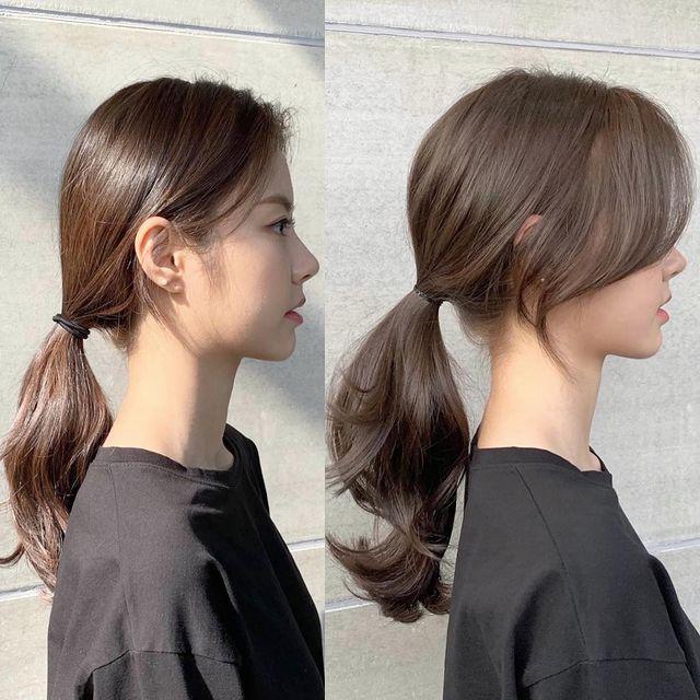 Có một kiểu tóc mái vừa che mặt bánh bao vừa tạo góc nghiêng xuất thần - Ảnh 4.