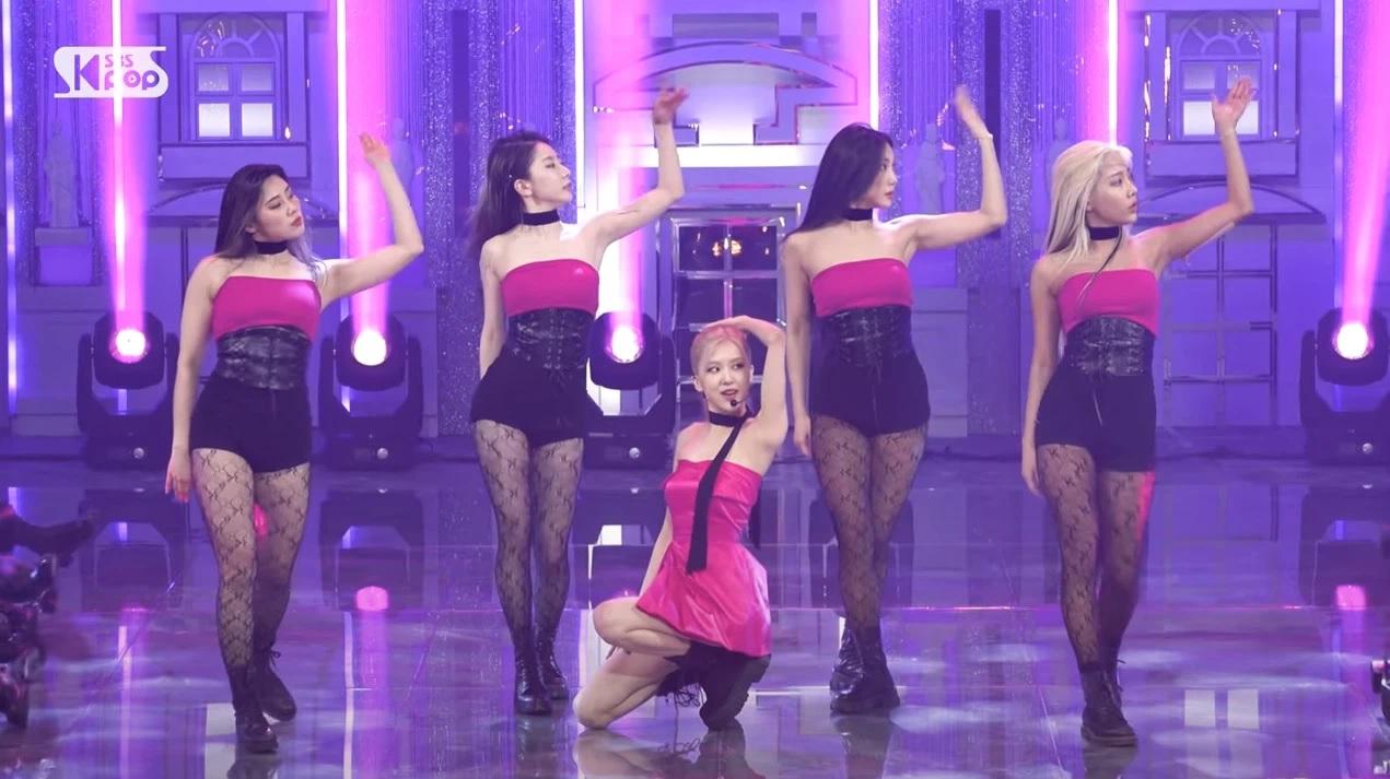 Fan lại phật lòng vì Rosé bị cho mặc đồ nhạt nhoà và giống vũ công: Stylist của BLACKPINK lụt nghề rồi! - Ảnh 10.