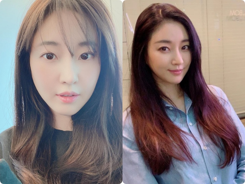 """Nàng Hậu """"ngực khủng"""" xứ Hàn: Muốn trẻ xinh ở tuổi 43, chỉ cần thay đổi kiểu tóc mái - Ảnh 4."""