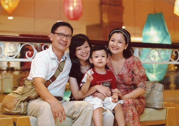 """Chú Quân """"Hướng dương ngược nắng"""": Đóng phim nhẵn mặt khán giả, vợ đẹp nức tiếng màn ảnh Việt - Ảnh 5."""