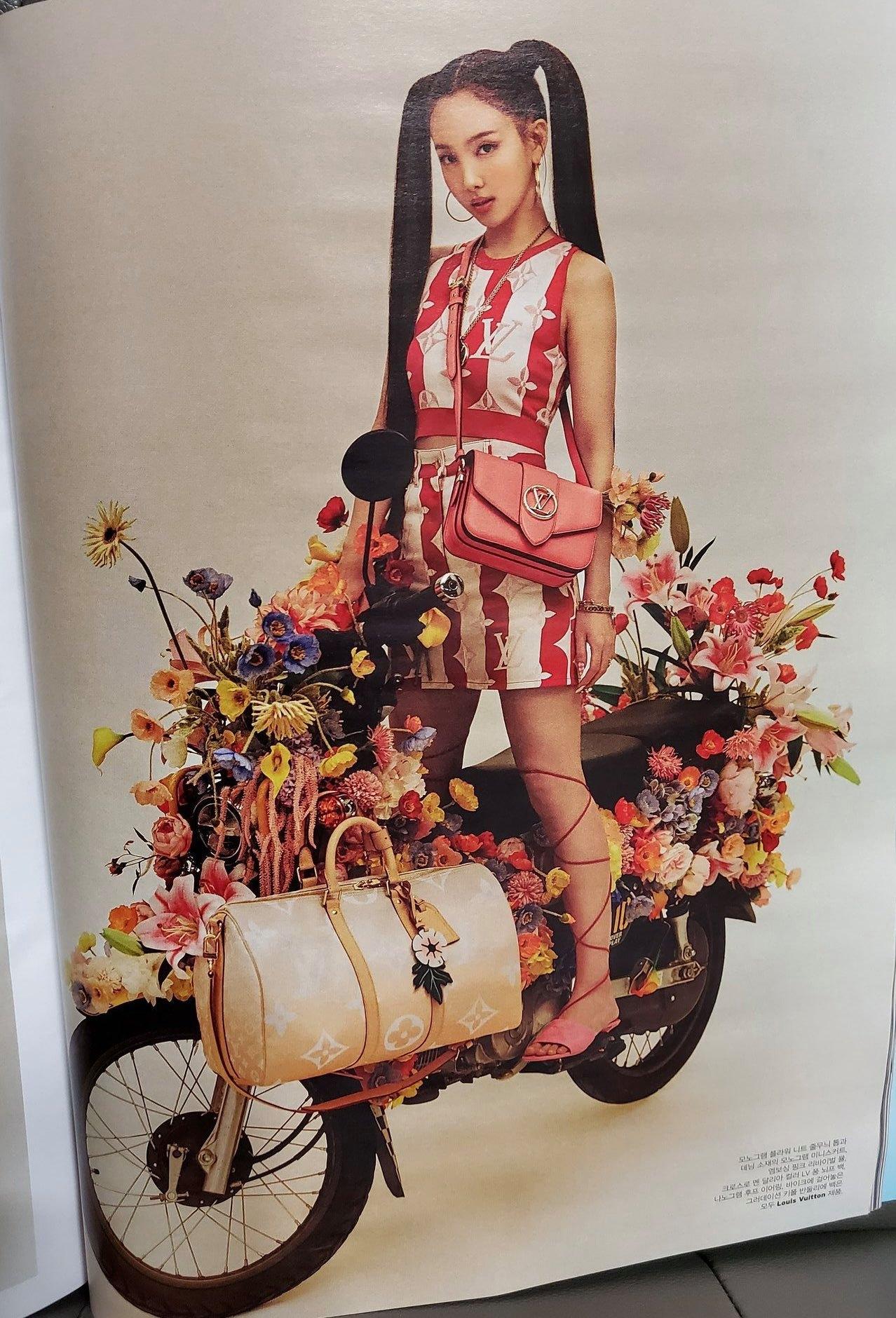"""Nayeon (Twice) bị coi như bản cosplay lỗi của Jennie khi để tóc 2 bên, tạo hình mới lạ nhưng bị chê """"phèn"""" trên tạp chí - Ảnh 4."""