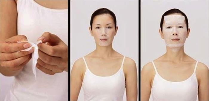Mê đắp lotion mask như phụ nữ Nhật nhưng bạn đã biết đâu là miếng bông tẩy trang hoàn hảo nhất dành cho bước này - Ảnh 2.