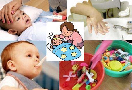 Bệnh tay chân miệng ở trẻ: Những biến chứng nghiêm trọng, cách nhận biết, điều trị bệnh cha mẹ cần nắm được để phòng bệnh cho con - Ảnh 12.