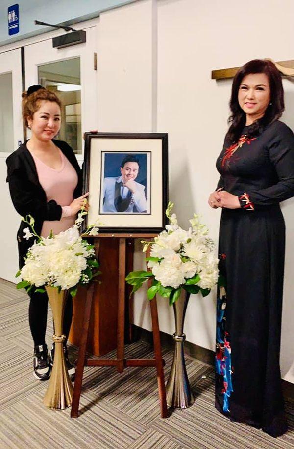 NS Thúy Nga: Ngày nào đi làm về, bé Heo cũng lên nghĩa trang thăm anh Chí Tài - Ảnh 3.
