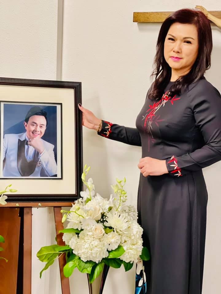 NS Thúy Nga: Ngày nào đi làm về, bé Heo cũng lên nghĩa trang thăm anh Chí Tài - Ảnh 6.