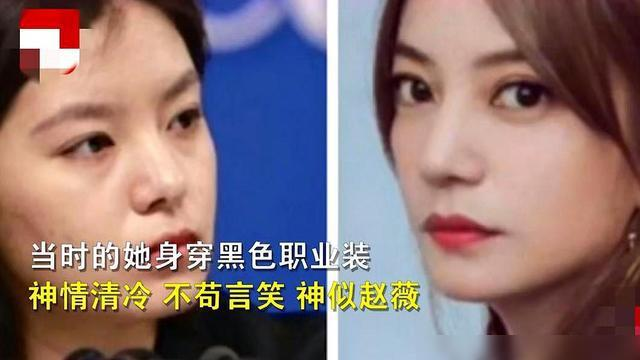 Nữ phiên dịch Trung Quốc xinh đẹp gây bão MXH: 8 năm trước từng dậy sóng vì giống Triệu Vy và những thành tích khiến ai cũng nể phục - Ảnh 3.
